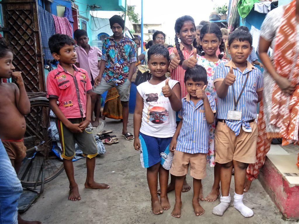 Samen van Betekenis voor India